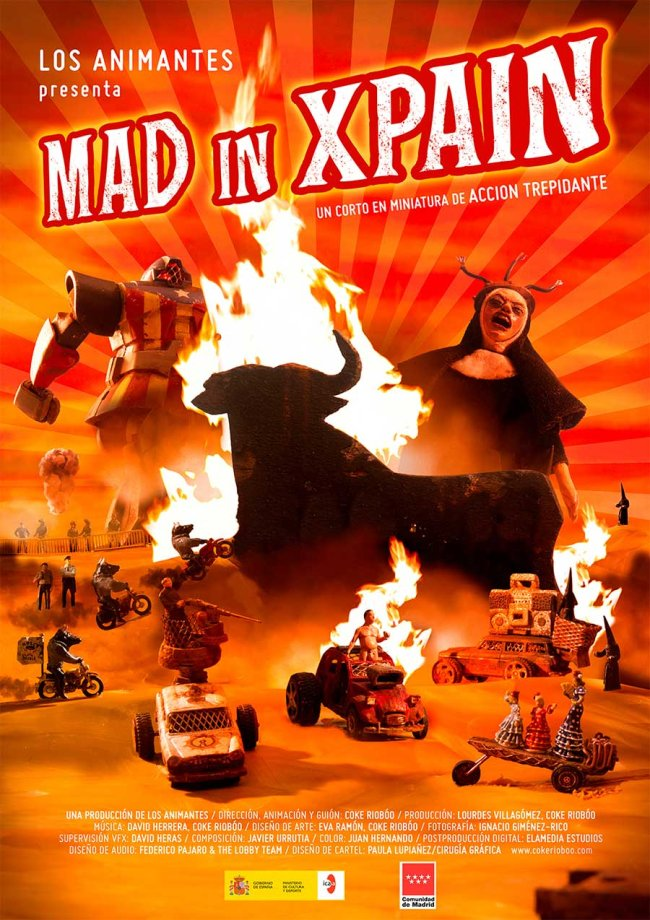 Mad In Xpain - Cartel